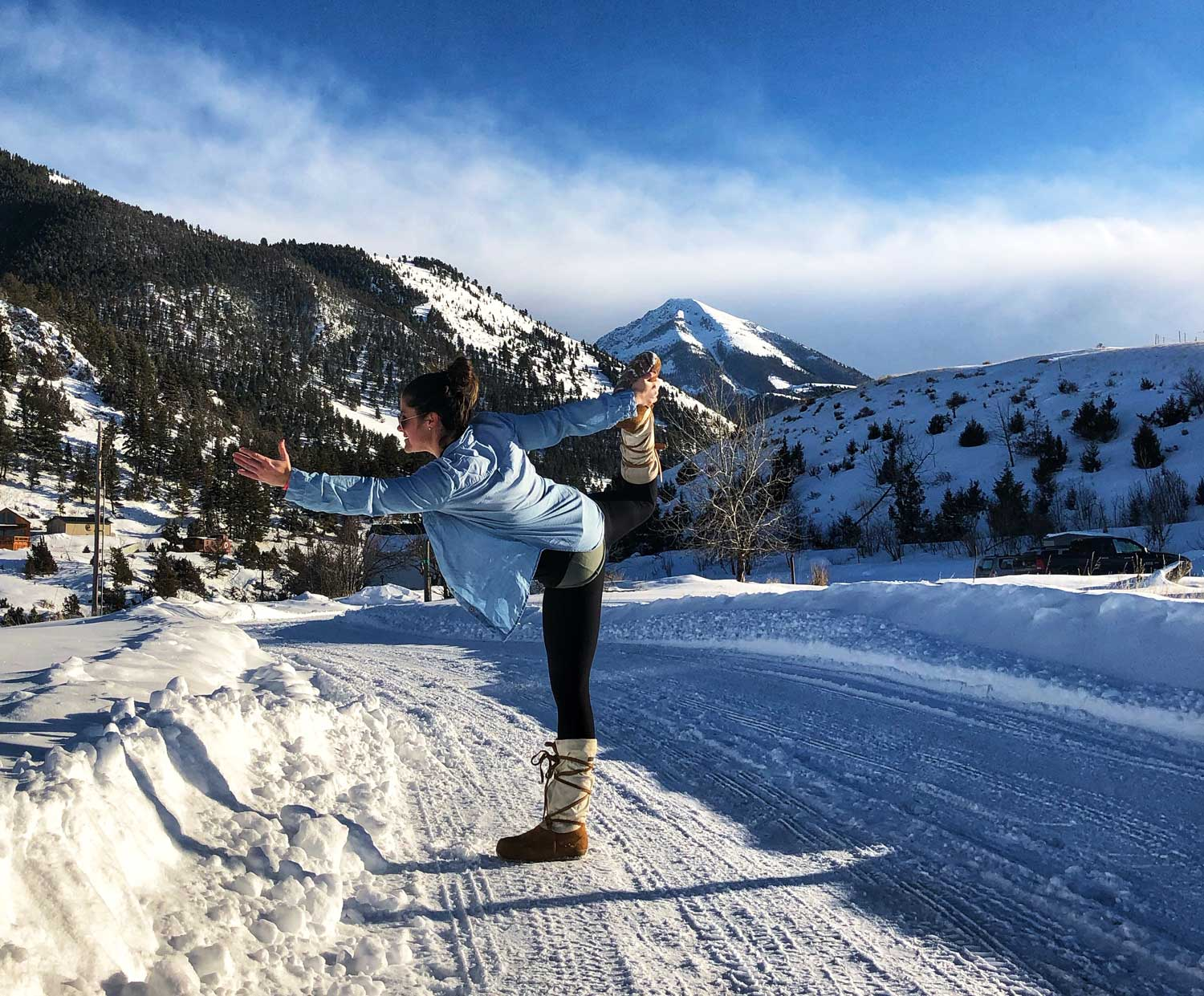 Wyoming Yoga Retreat | Black Tooth Excursions